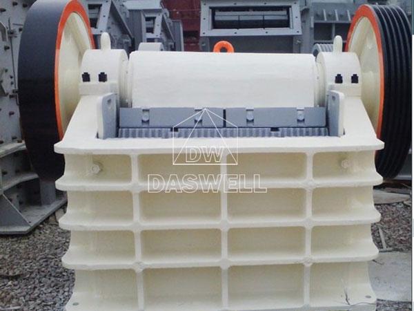 Daswell PE400×600 chancador de mandibula en chile